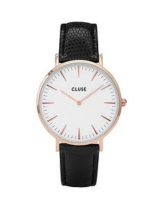 cluse-cluse-la-bohegraveme-rose-gold-case-with-white-dial-and-black-faux-lizard-leather-strap-ladies-watch