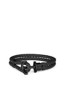 paul-hewitt-paul-hewitt-phrep-black-leather-anchor-fastener-mens-bracelet-large-size-19cms-in-lenth