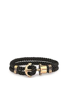 paul-hewitt-paul-hewitt-phrep-black-nylon-bracelet-with-brass-anchor-fastener-mens-bracelet-large-size-19cms-in-length