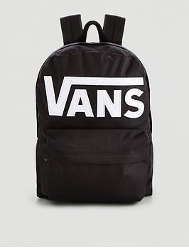 Vans Vans New Skool Backpack - Black/White Picture