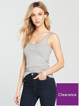 v-by-very-lace-trim-rib-vest-grey-marlnbsp
