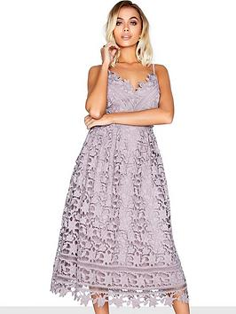 little-mistress-crochet-midi-dress-oyster