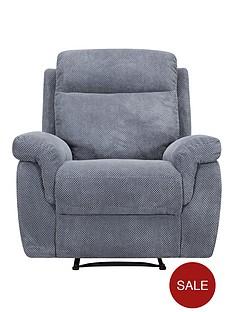 violino-baxter-fabric-manual-recliner-armchair