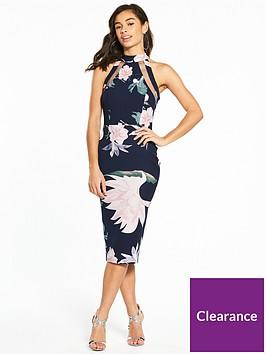 ax-paris-petite-printed-bodycon-dress
