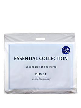 Essentials Collection Essentials Collection Essentials 13.5 Tog Duvet Picture