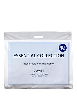 Essentials Collection Essentials Collection 10.5 Tog Duvet Picture