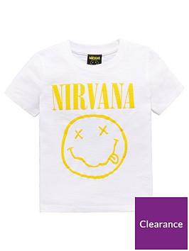 nirvana-music-tee