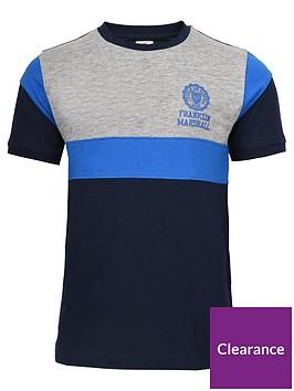 franklin-marshall-boys-colourblock-t-shirt