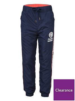 franklin-marshall-boys-popper-tracksuit-bottoms
