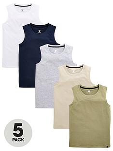 v-by-very-5-pack-core-vests