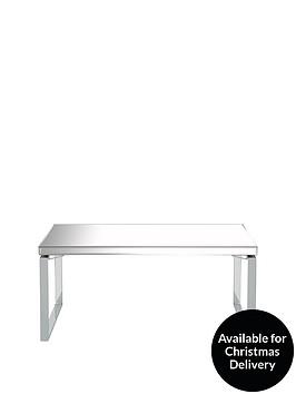 ideal-home-monzanbspmirror-and-chrome-coffee-table
