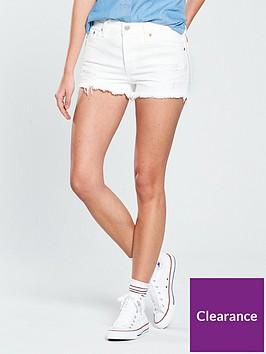 levis-501-denim-short-white