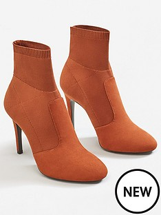mango-lola-sock-ankle-boot
