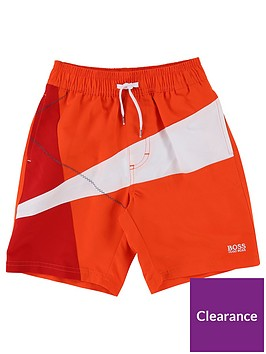 boss-boys-colourblock-swimshort