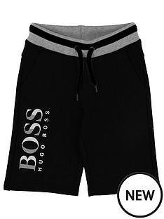 boss-boys-logo-jersey-short