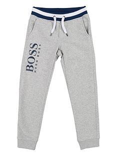 boss-boys-logo-jogging-bottoms