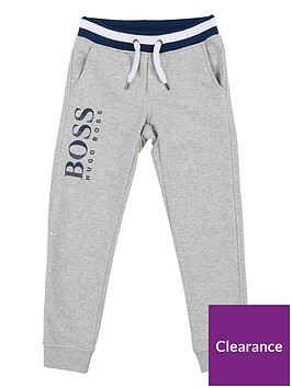 boss-boys-logo-jogging-bottoms