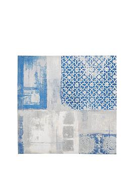 ideal-home-blue-abstract-wall-art