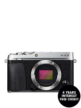 fujifilm-fujifilm-x-e3-camera-body-only-243mp-30lcd-4k-silver