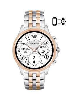 emporio-armani-connected-two-tone-bracelet-display-smartwatch