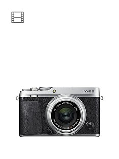 fujifilm-x-e3-camera-xf-23mm-f20-lens-kit-243mp-30lcd-4k-silver