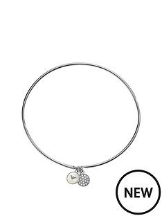 emporio-armani-ladies-stainlessnbspsteel-double-disc-bracelet