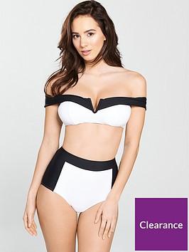 v-by-very-shapewear-off-the-shoulder-v-insert-bikini-set