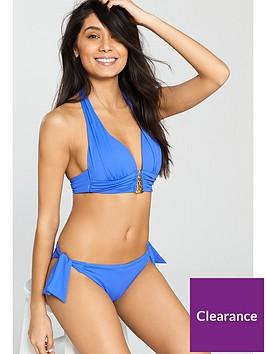 v-by-very-halter-neck-metal-trim-bikini-set