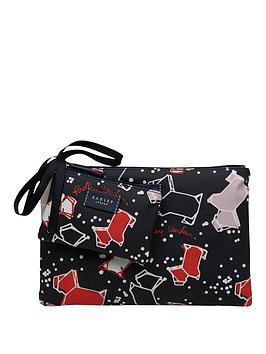radley-speckle-dog-travel-2-pouch