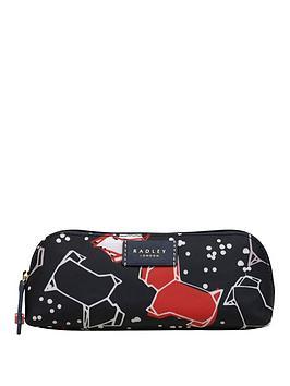 radley-speckle-dog-pencil-case