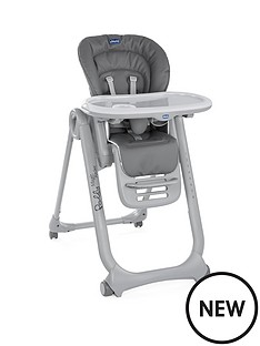 chicco-polly-magic-4-wheel-highchair