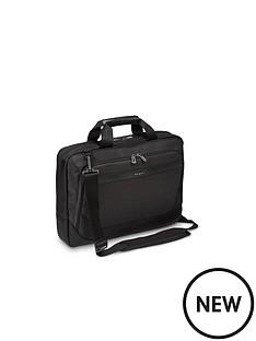 targus-targus-citysmart-1415156quot-slimlinetopload-laptop-case-blackgrey