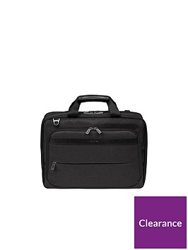 targus-targus-citysmart-1415156-high-capacity-topload-laptop-case-blackgrey