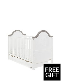 obaby-b-is-for-bear-cot-bed-withnbspunder-drawer-storage