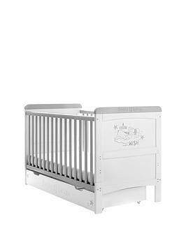 Winnie the pooh Winnie The Pooh Deluxe Cot Bed With Under Drawer Storage -  ... Picture