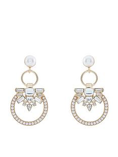 accessorize-pearly-ring-statement-earrings