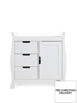 obaby-stamford-sleigh-closed-changing-unit