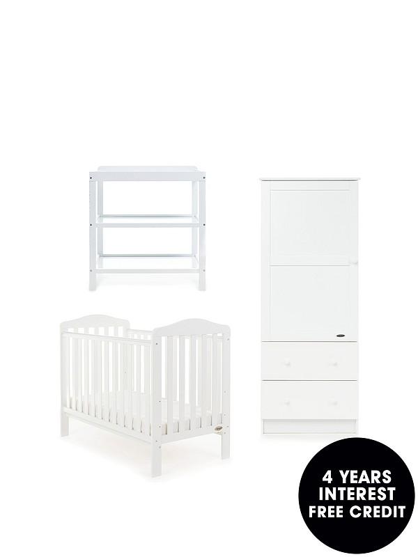 Ludlow 3 Piece Nursery Furniture Set