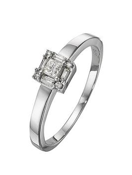 love-diamond-9-carat-white-gold-princess-cut-and-baguette-25pt-diamond-ring