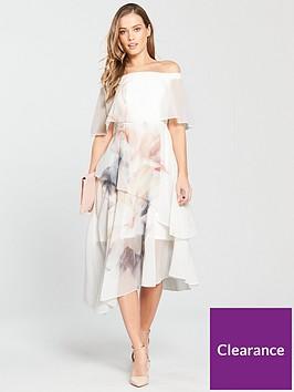 coast-tara-print-tiered-dress