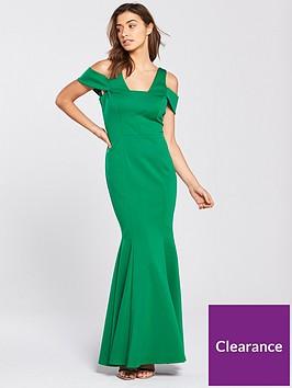 coast-revel-scuba-maxi-dress-green