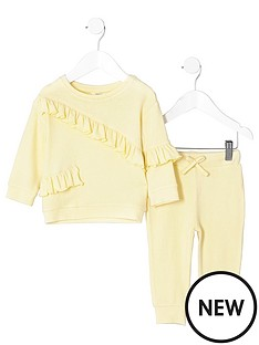 river-island-mini-girls-cosy-frill-outfit