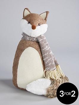 winter-fox-door-stop-christmas-decoration