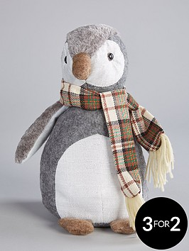 plush-penguin-door-stopper-christmas-decoration