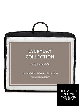 everyday-collection-memory-foam-v-shaped-pillow