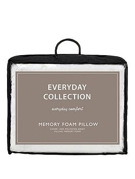 Everyday Collection Everyday Collection Memory Foam Pillow Picture