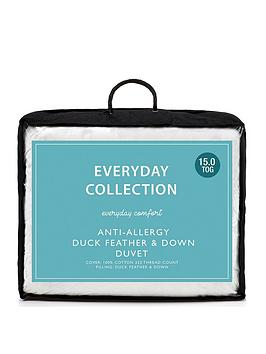 Everyday Collection Everyday Collection Anti-Allergy Duck Feather And Down  ... Picture