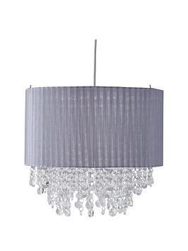 Very  Arabella Easy-Fit Pendant Lightshade