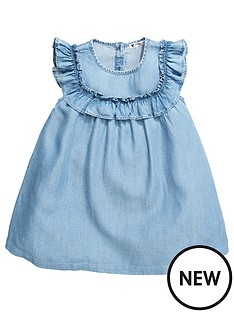 mini-v-by-very-girls-frill-tencel-dress