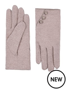 accessorize-wool-with-button-detail-gloves